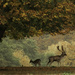 Fallow Deer Stag and Doe by shepherdmanswife