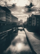 20th Oct 2016 - Canalside