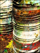 3rd Nov 2016 - A Stack of Buckets