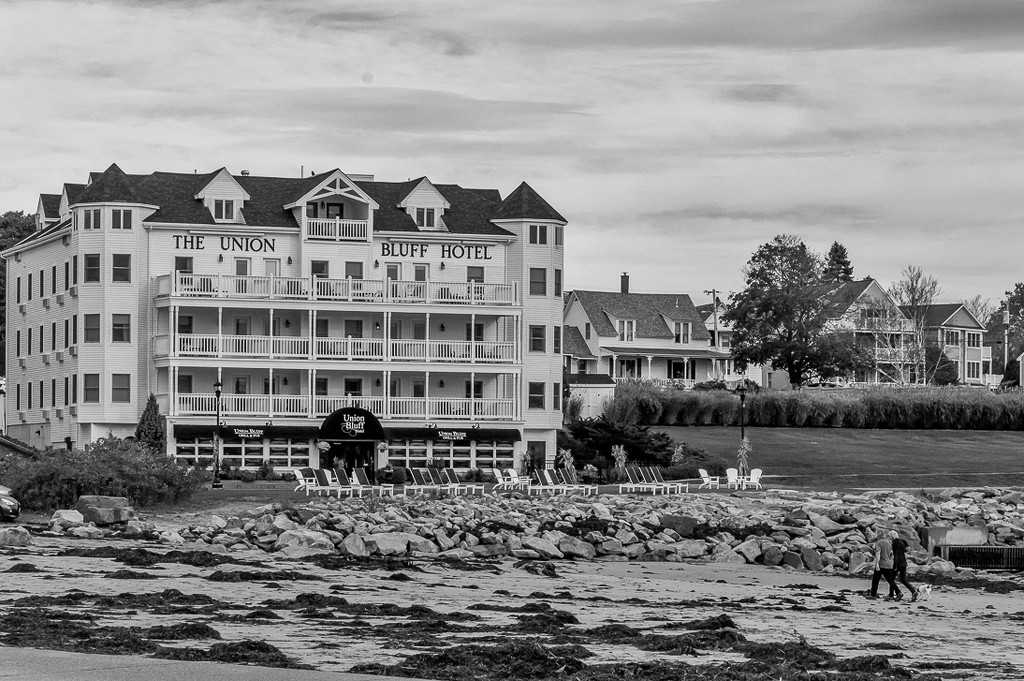 A grand old hotel by joansmor