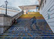 5th Nov 2016 - Albertina steps
