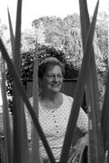 1st Nov 2016 - Mom Through the Garden