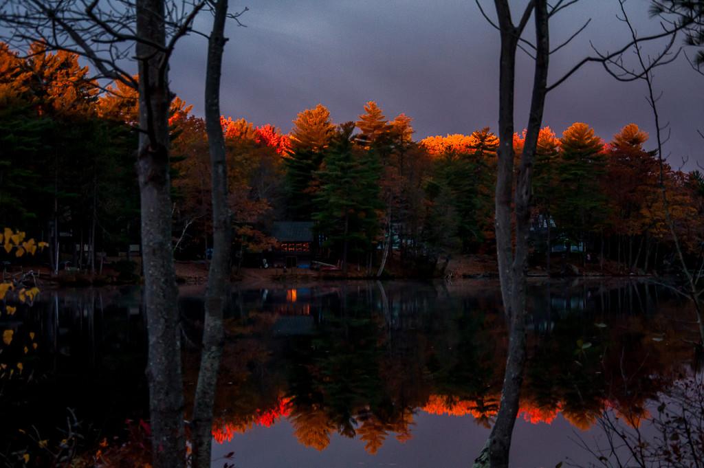Just after sunrise by joansmor