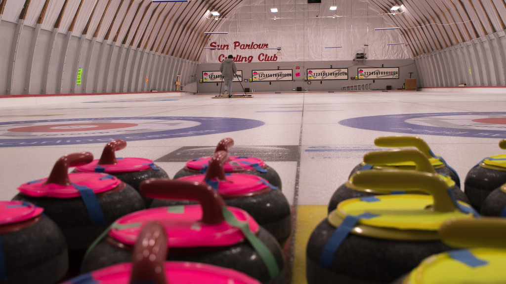 Curling...tis the season by dridsdale