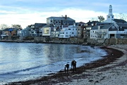 5th Nov 2016 - Rockport at Twilight from Front Beach
