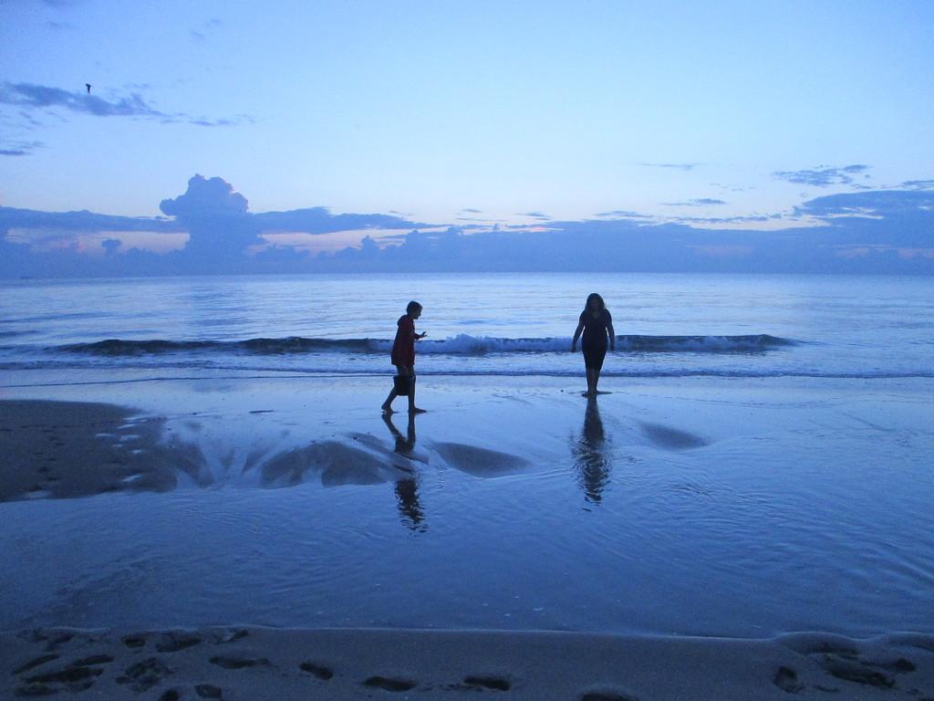Erin & Sarah_Tungston Sunrise by granagringa
