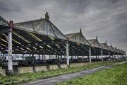 6th Nov 2016 - Antwerp, old dock buildings