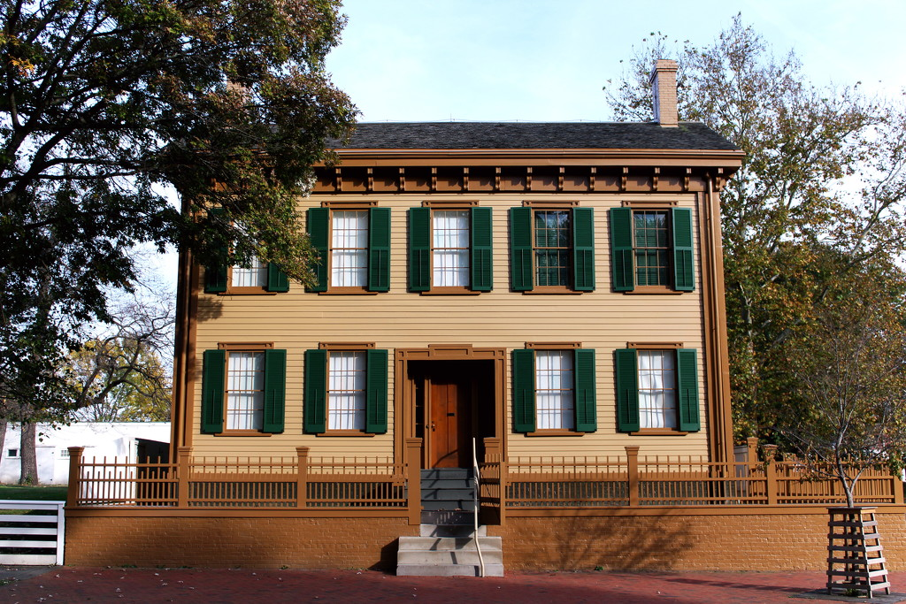 Lincoln Home by randy23