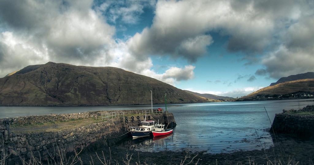 Killary Fjord by jack4john