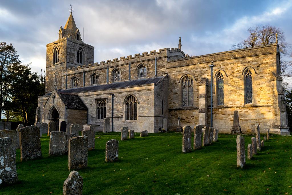 Hambleton Church  by rjb71
