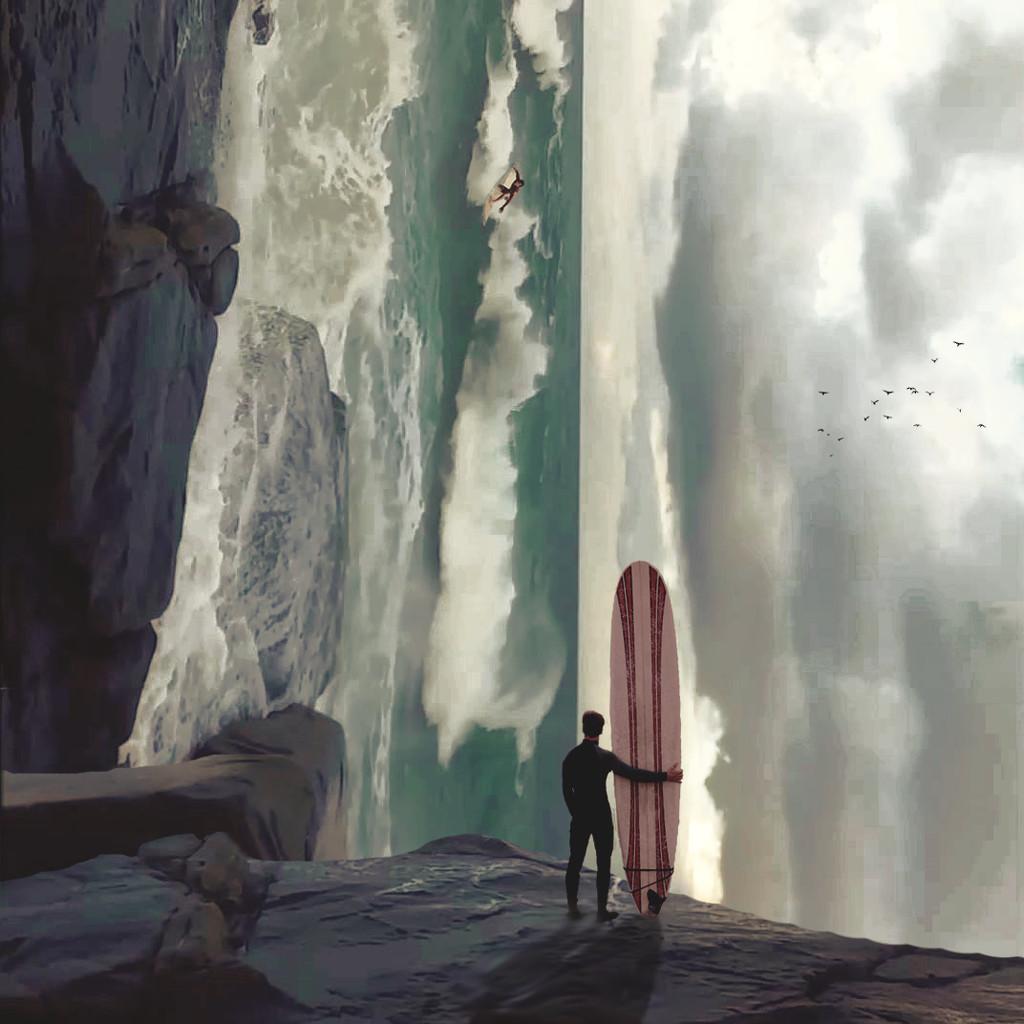 The Vertical Horizon by gavincci