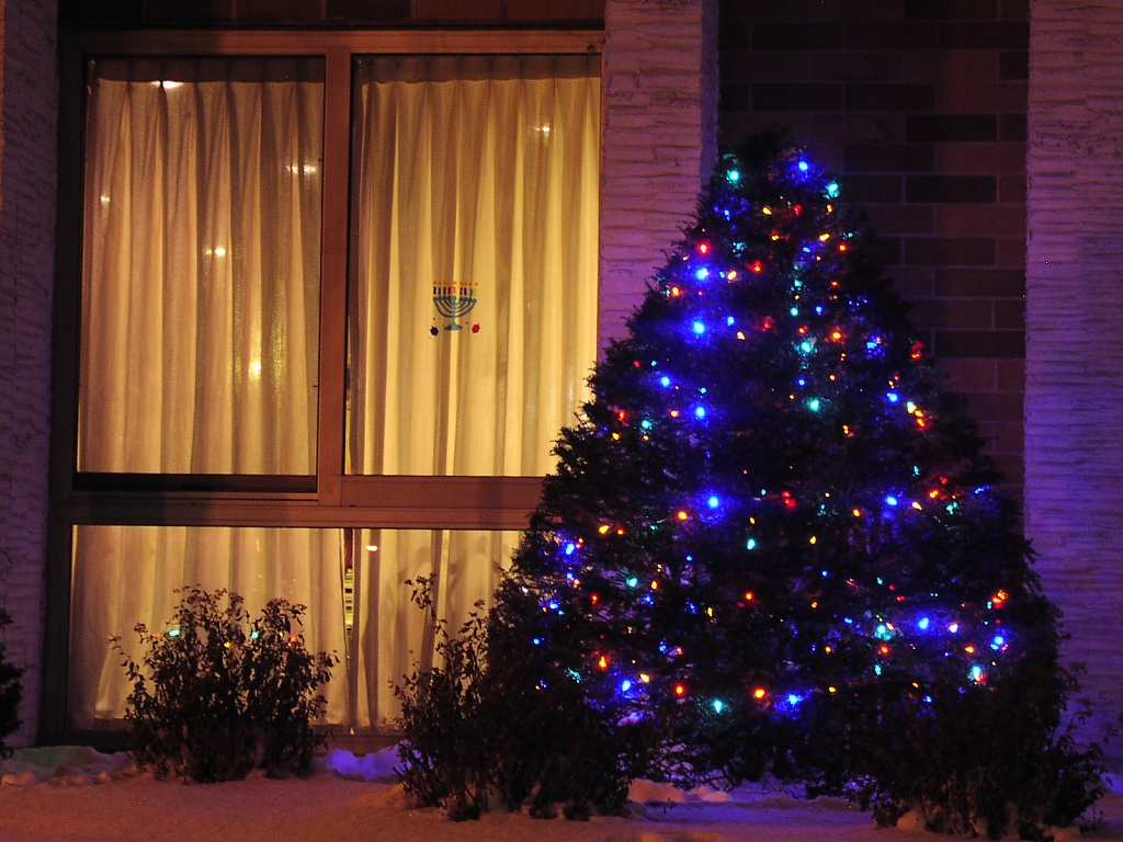 Christmas Tree by pfmandeville