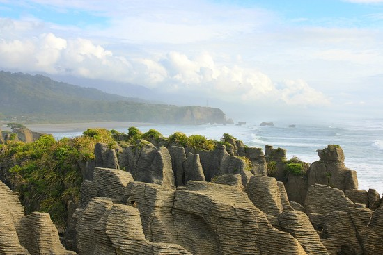 Pancake Rocks by leggzy