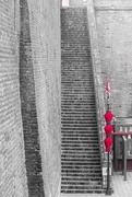 3rd Nov 2016 - Steps at Xi'an's Ancient Wall