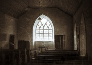 9th Nov 2016 - Salruck Church Interior