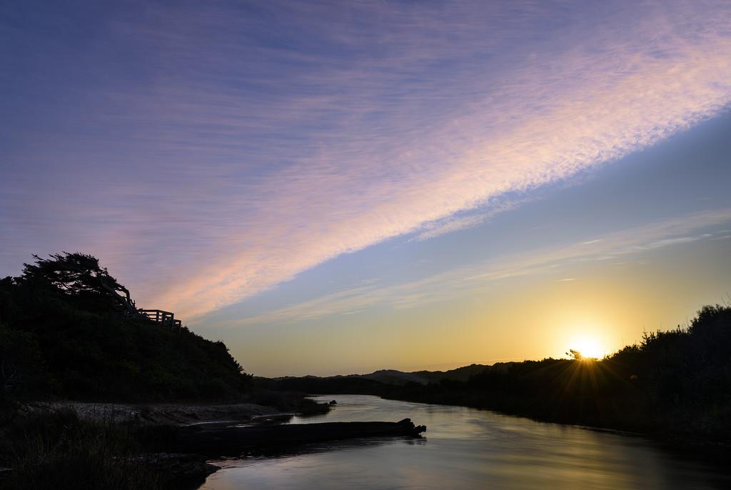 Another Holman Overlook Sunset by jgpittenger