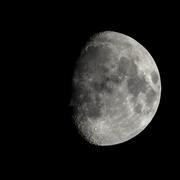 10th Nov 2016 - Tonight's Moon
