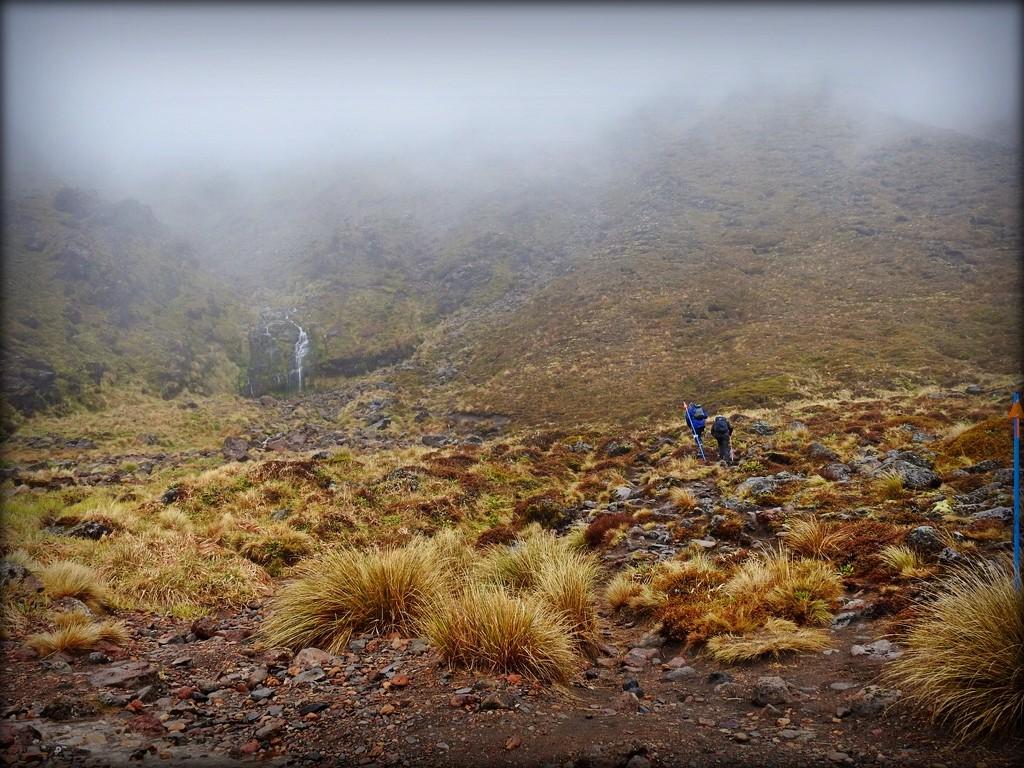 On the Tongariro Crossing by yorkshirekiwi