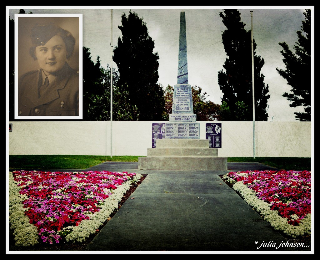 Rememberance day ...  11.11.11 by julzmaioro