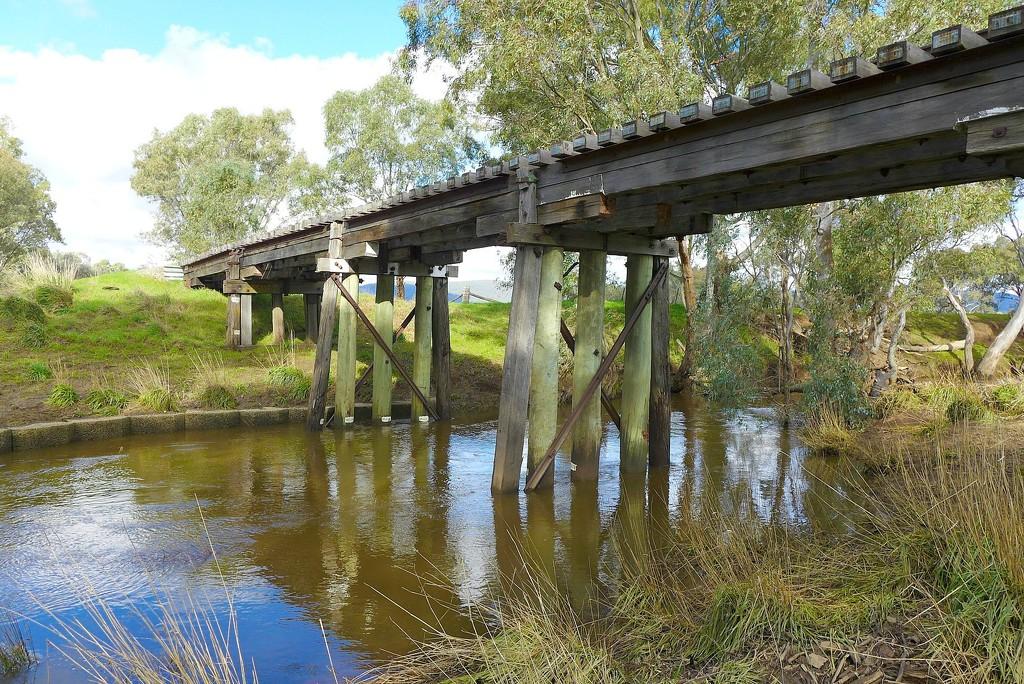 Water under the bridge... by leggzy