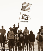 2nd Nov 2016 - Standing Rock, ND  Honorable Protest