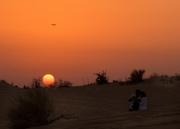 13th Nov 2016 - Desert dusk
