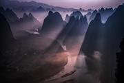 6th Nov 2016 - Sunrise from Xianggong Mountain 3