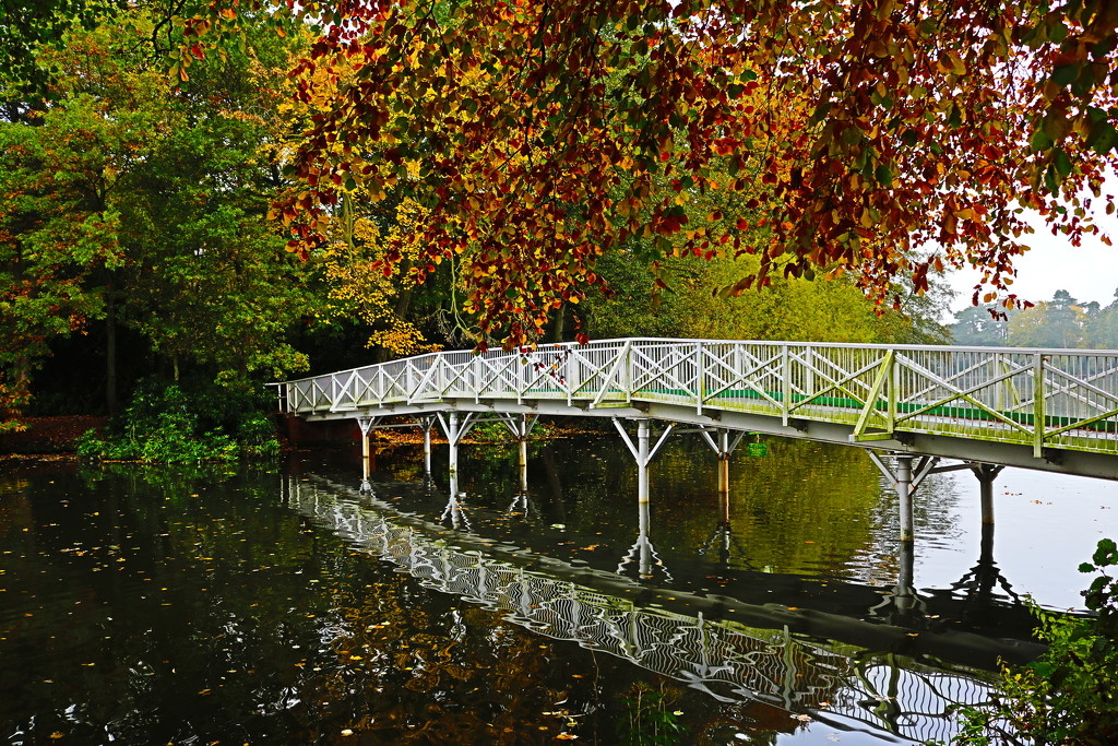 Bridge Over Still Water by phil_sandford