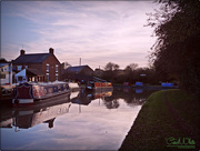 14th Nov 2016 - Towards Sunset On The Canal