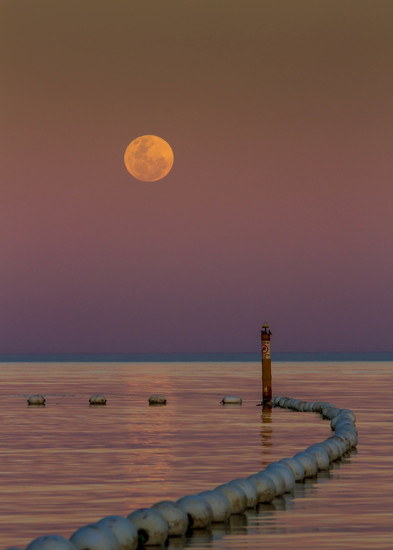 Super moon by jodies