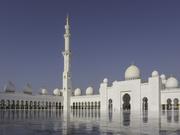15th Nov 2016 - Sheik Zayed Grand Mosque, courtyard
