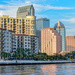 Riverfront area of Tampa by danette