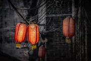9th Nov 2016 - Red Lanterns
