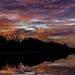 Beautiful Sunset - 1 Supermoon - 0 by skipt07