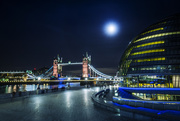 13th Nov 2016 - Day 318, Year 4 - Super Moon Sunday In London