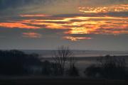 9th Nov 2016 - Kansas Fog and Sunrise