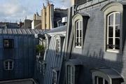 16th Nov 2016 - Parisian roofs
