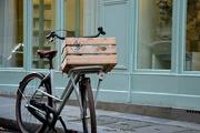 17th Nov 2016 - bicycle