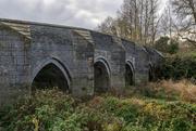 20th Nov 2016 - Bridge over the welland