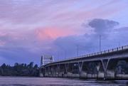 21st Nov 2016 - Sunrise At Waldport Bridge