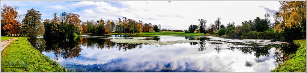 Panorama-Stowe Gardens by carolmw