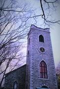 21st Nov 2016 - Unitarian Church in Jamaica Plain at Twilight