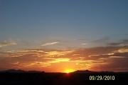 17th Sep 2010 - First Light
