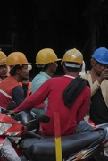 10th Nov 2016 - Cambodia: construction workers