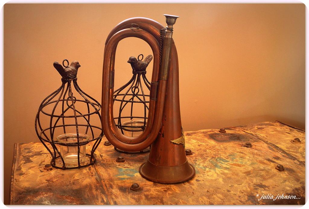The Bugle.. by julzmaioro