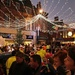 Christmas light switch-on and Victorian Street Market  by beryl