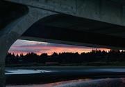 28th Nov 2016 - Under the Bridge Sunrise