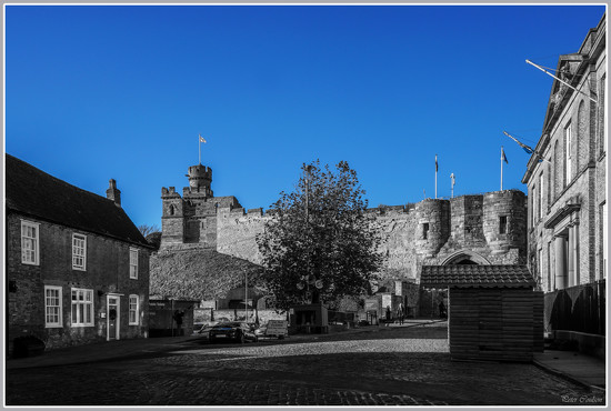 Blue Filter by pcoulson