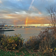 1st Dec 2016 - rainbow