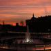 Advent jn Zagreb #7 (Skate to the sunset) by cherrymartina